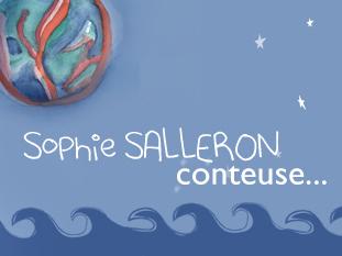 Sophie Salleron conteuse à La Rochelle
