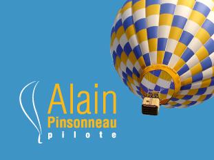 Alain Pinsonneau : pilote de montgolfière