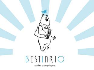 Bestiario : Café utopique à La Rochelle