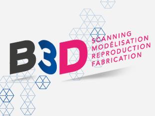 B3D impression en 3D - Ile de Ré